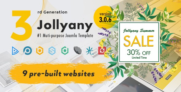 [New release - Hot summer deal] Jollyany 3.0.6 available - Get 30% OFF