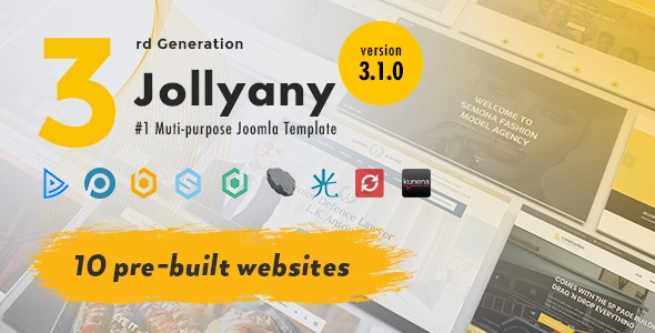 Jollyany 3.1.0 is already available