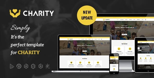 Release Charity - Multipurpose Non-profit Joomla Template version 3.0.2
